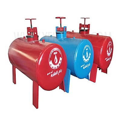 تانک-کود-تزریق-اختلاف-فشار-200-لیتر-با-ورودی-و-خروجی-2-اینچ-رام-قطره