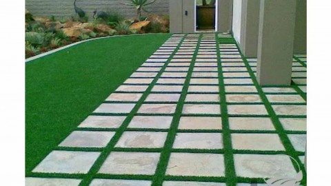 چمن مصنوعی اسیاچمن همیشه سبز.